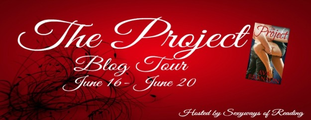 The Project Blog TourBanner