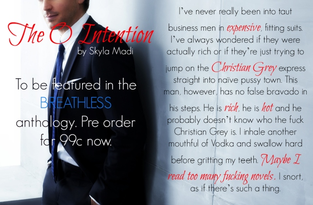 Teaser #1 TheOIntention
