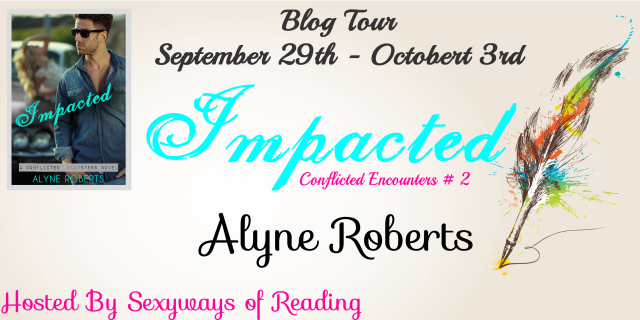 Impacted Blog Tour Banner